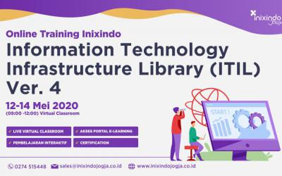 Information Technology Infrastructure Library (ITIL) Ver. 4
