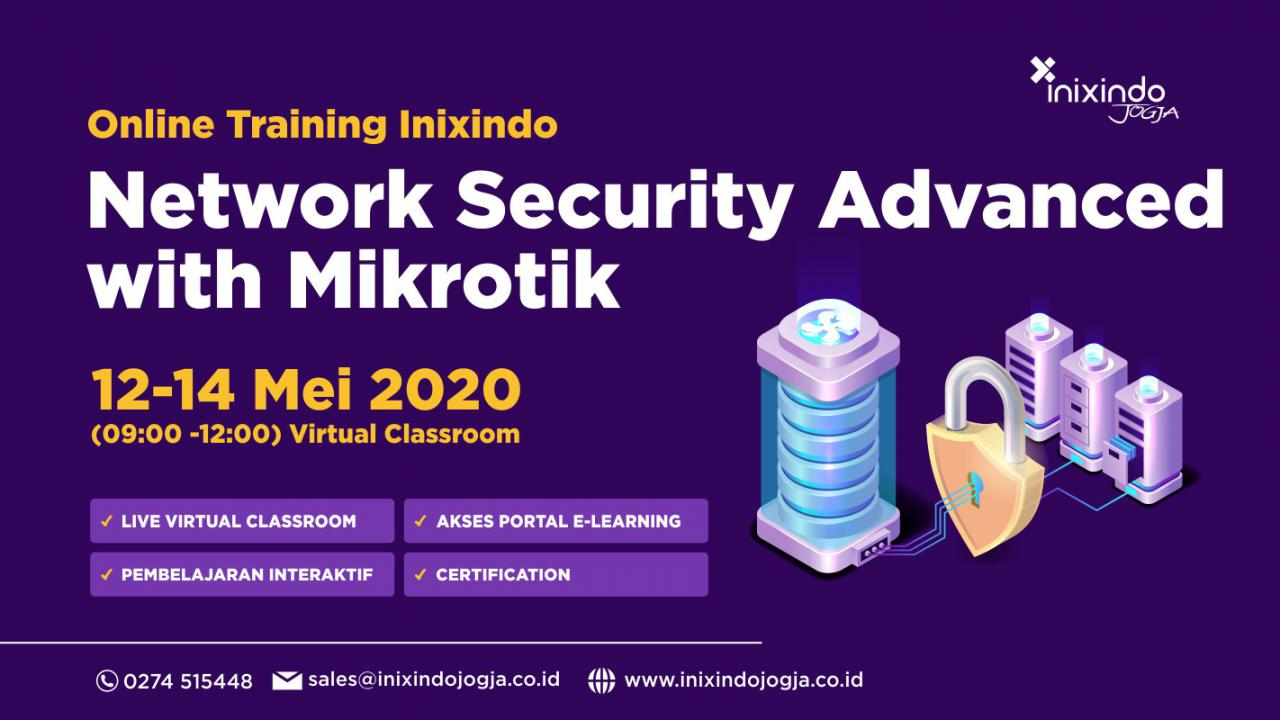 Network Security Advanced with MikrotiK 1