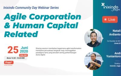 [Webinar] Agile Corporation & Human Capital Related