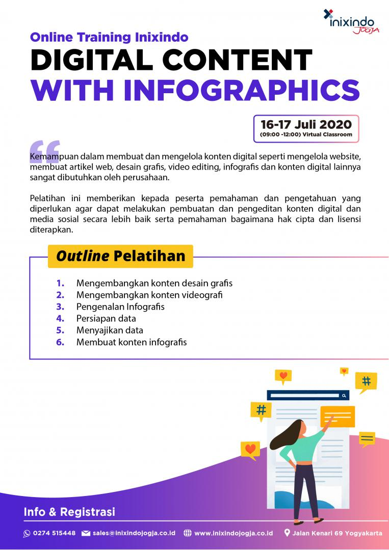 [Online Training] Digital Content With Infographics 6