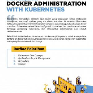 [Online Training] Docker Administration with Kubernetes 92