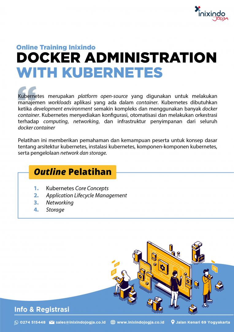 Docker Administration with Kubernetes 7