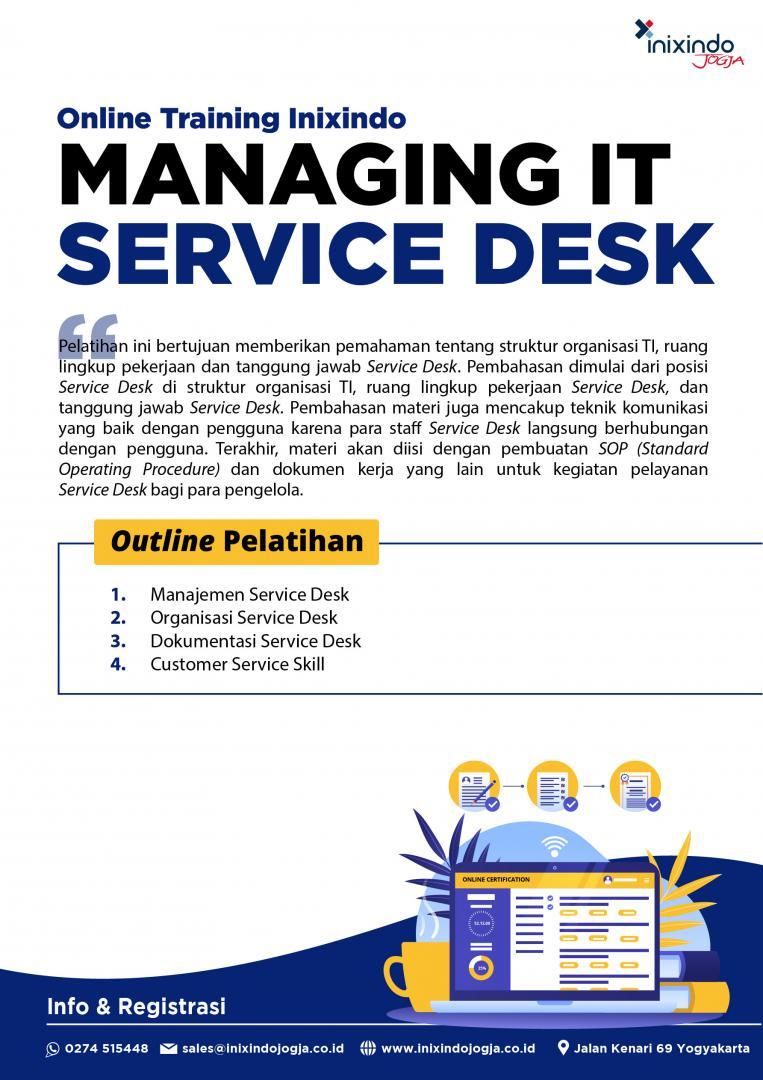 Managing Helpdesk 7