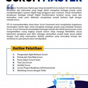 [Online Training] Scrum Master 26