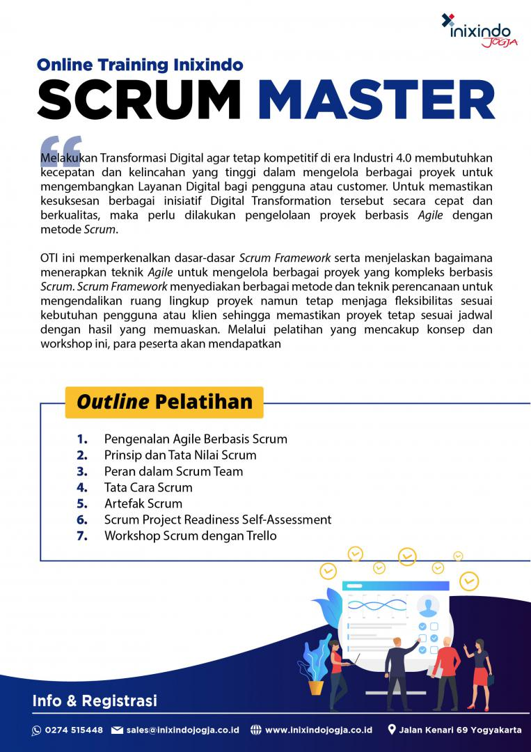 [Online Training] Scrum Master 7
