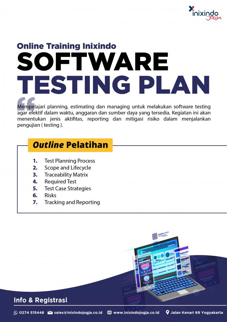 Software Testing Plan 7