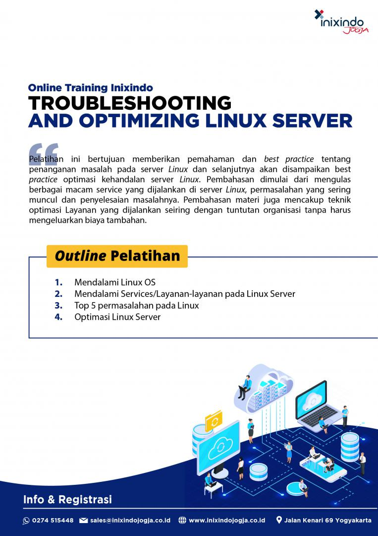 [Online Training] Troubleshooting & Optimizing Server 6