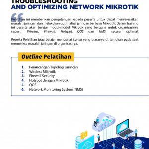 Troubleshooting & Optimizing Network 314