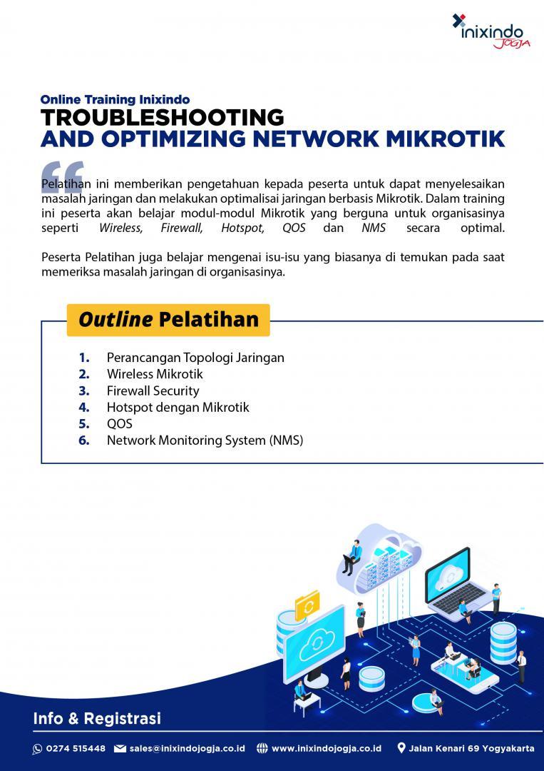 Troubleshooting & Optimizing Network 7