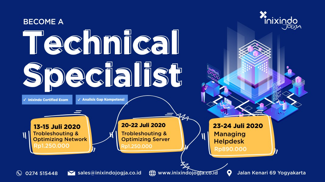 Technical Specialist Full Package 1