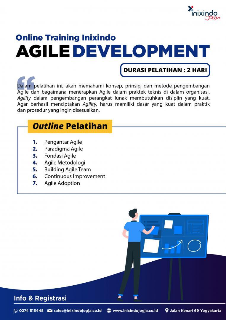 [Online Training] Agile Development 6