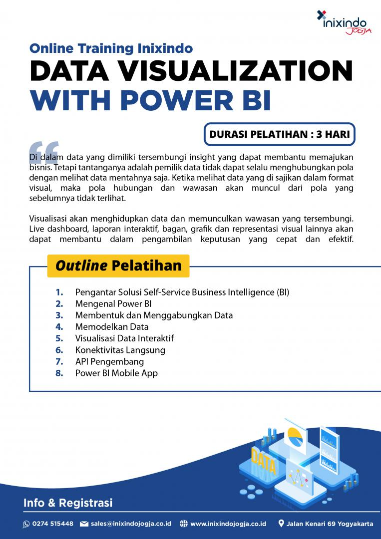 [Online Training] Data Visualization With Power Bi 7