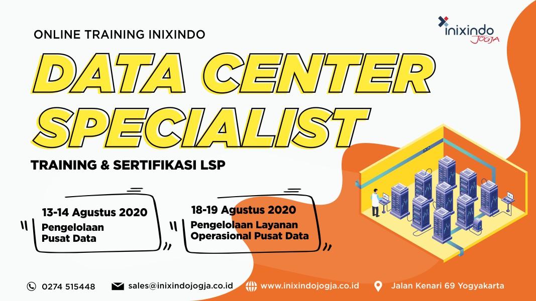 Data Center Specialist Full Package 1