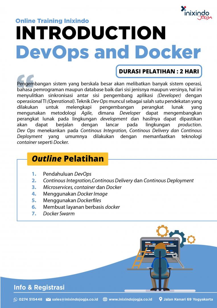 [Online Training] Devops Introduction & Docker 6