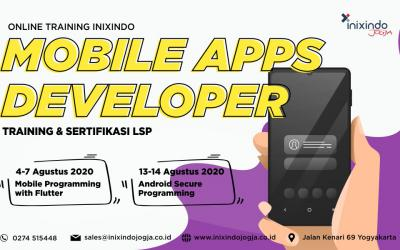 Mobile Apps Developer Full Package