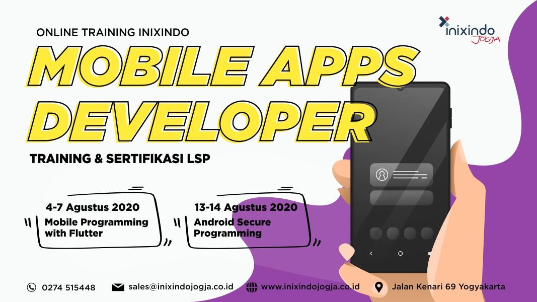 Mobile Apps Developer Full Package 1