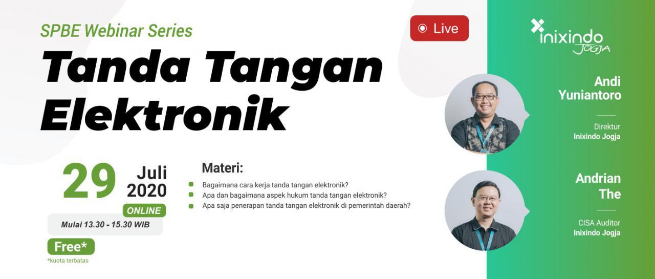 [Webinar] Tanda Tangan Elektronik 1