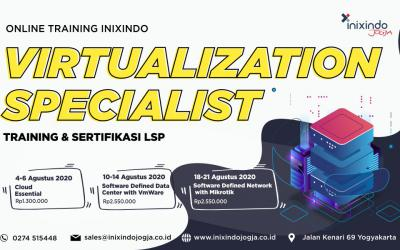 Virtualization Specialist Full Package
