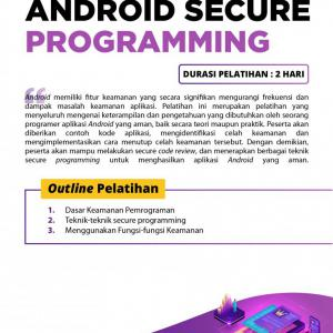 Android Secure Programming 18