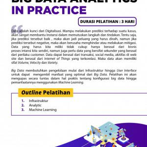 [Online Training] Big Data Analytic in Practice 74