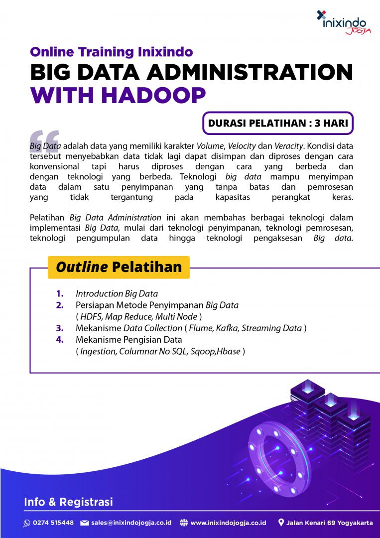 [Online Training] Big Data Administration with Hadoop 6