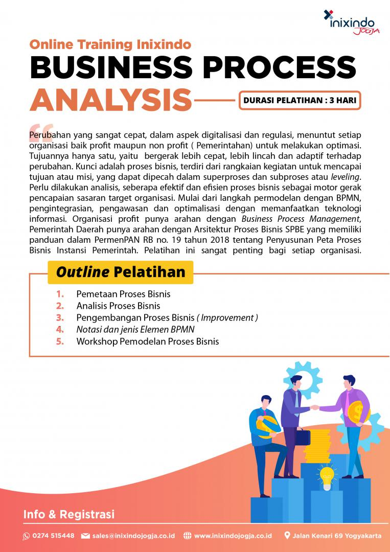 [Online Training] Business Process Analysis 6