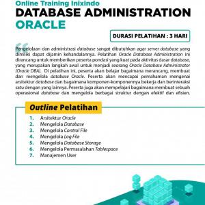 [Online Training] Database Administration 44