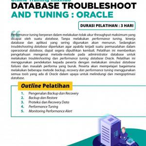 [Online Training] Database Troubleshoot and Tuning 86