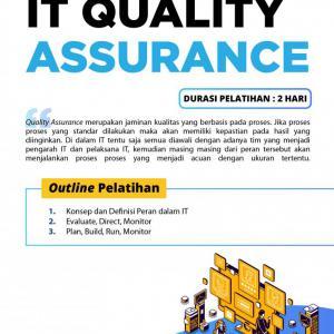 IT Quality Assurance 186
