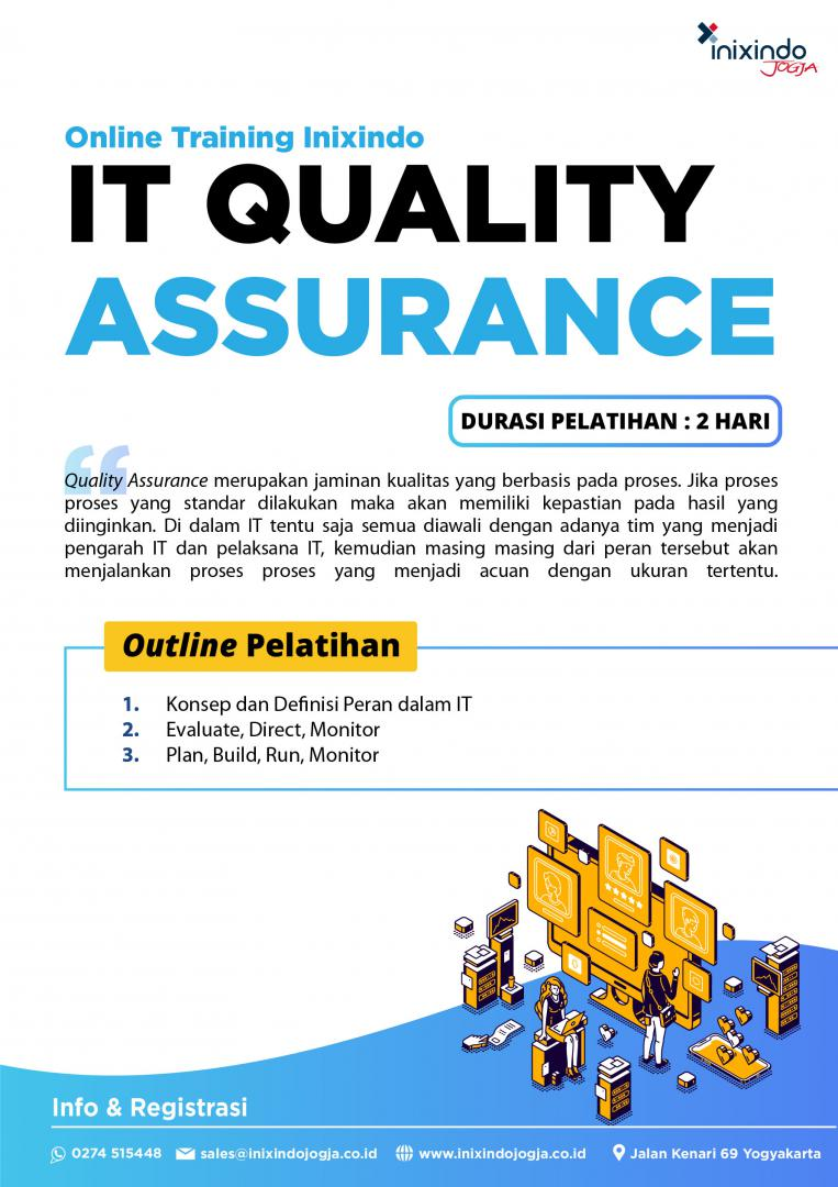 [Online Training] IT Quality Assurance 7
