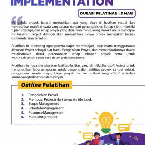 Implementation Project Management with Microsoft Project 10