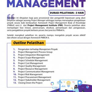 Project Management Process and Knowledge 298