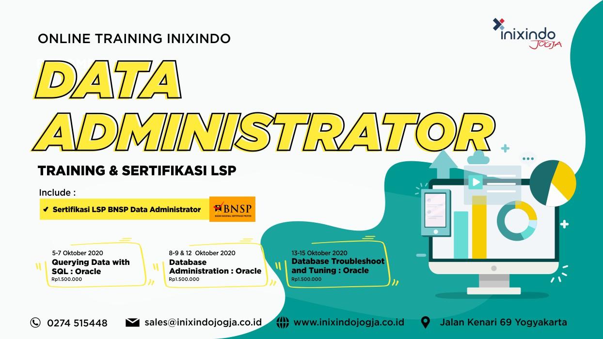 Data Administrator Full Package 1
