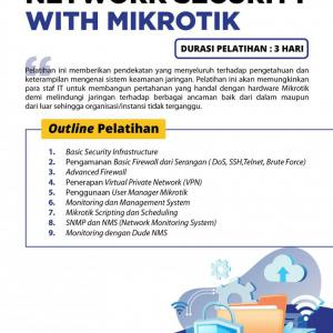 Network Security with Mikrotik 194