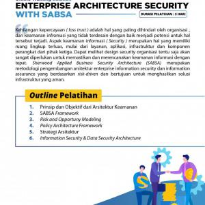 Enterprise Architecture Security with SABSA 258