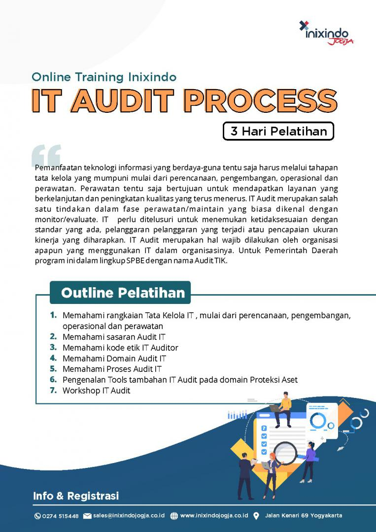 IT Audit Process (Administration and Technical) 7