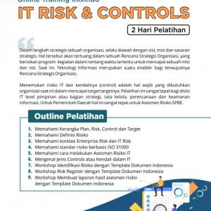 [Online Training] IT Risk and Controls 62