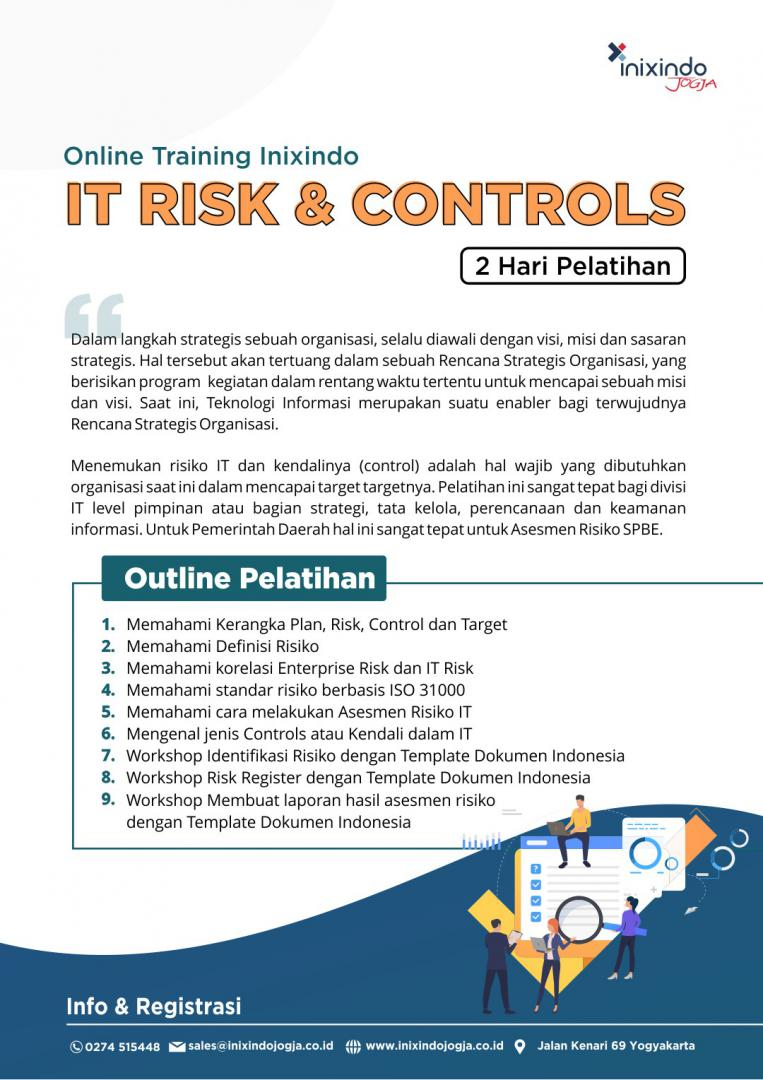 [Online Training] IT Risk and Controls 7
