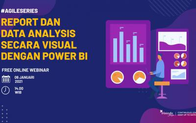 Webinar Report dan Data Analysis Secara Visual dengan Power BI