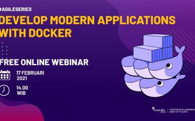 Webinar Develop Modern Applications with Docker