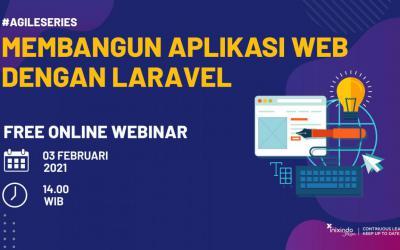 Webinar Membangun Aplikasi Web Dengan Laravel