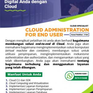 Cloud Administration For End User 90