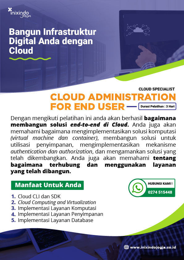 Cloud Administration For End User 7