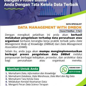 Data Management with DMBOK 42