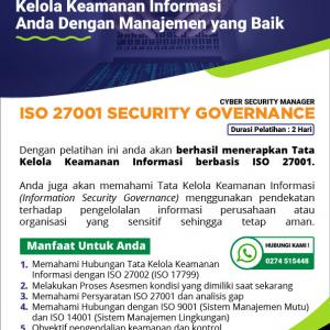 ISO 27001 Security Governance 210