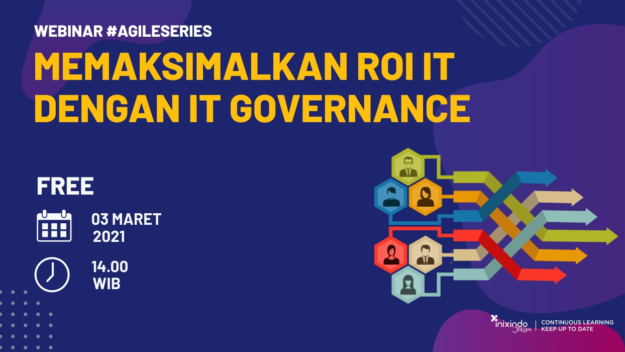 Webinar Memaksimalkan ROI IT dengan IT Governance 1