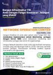 Network Operation Center (NOC) 18