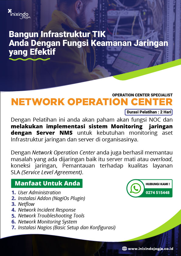 Network Operation Center (NOC) 7
