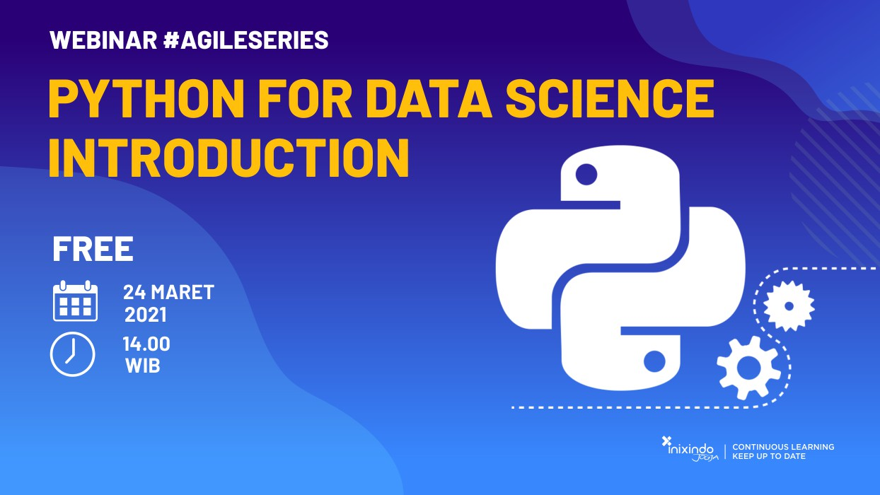 Webinar Python for Data Science Introduction 1