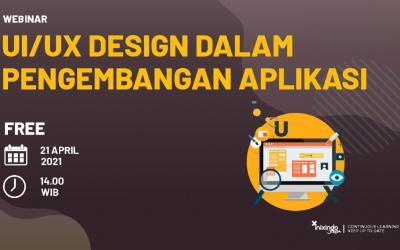 Webinar UI/UX Design dalam Pengembangan Aplikasi